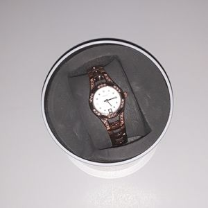 Relic Accessories - NWT Relic Quartz Stainless Steel Watch